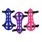 1X Arm Guard Forearm Safe 2-Strap Archery Youth Shooting Protective bow hunting