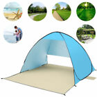 3-4 People Waterproof Automatic Outdoor Instant Pop Up Tent Camping Hiking Tent
