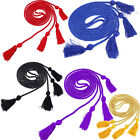 Внешний вид - Solid Color Braided Honor Graduation Cords Honor rope For School University