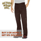 DICKIES 85283 MEN'S WORK PANTS DOUBLE KNEE LOOSE FIT PANTS CELL PHONE POCKET <br/> *BUY 2 OR MORE & GET 10% DISCOUNT. BUY WITH CONFIDENCE*