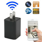 Spy Camera Adapter Charger Wall Phone Wireless WiFi Hidden Cam US Plug US STOCK $23.46 USD on eBay
