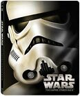 Star Wars Episode I through V Blu-Ray/DVD Steelbook New Movies Choose One $17.99 USD
