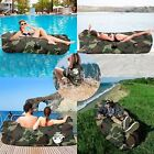 Air Sofa Inflatable Lounger Beach Carry Bag Waterproof Outdoor Pool Camp Chair