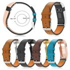 Replacement PU Leather Band Strap Wristband Bracelet For Fitbit Charge HR