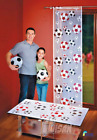 Football Net Curtain Panel White  Window Blind Fly Screen Sold by Metre