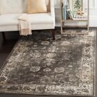Anthracite Safavieh Power Loomed Vintage Area Rugs - VTG117-330