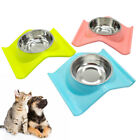 Leak-proof Stainless Steel Dog Bowl Non-toxic Water Food Storage Cat Feeder Dish