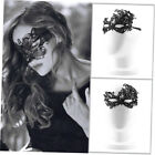 Charming Women Lace Eye Mask Foxes Halloween Venetian Costumes Lace Mask KV