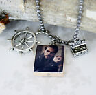 Captain Hook Treasure Chest Necklace -  OUAT - Peter Pan - Once Upon A Time