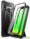 Galaxy A8 2018 Case, SUPCASE UBPRO Rugged Holster Cover with Screen Protector