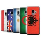 STUFF4 Phone Case/Back Cover for Samsung Galaxy S9/G960 /Flags