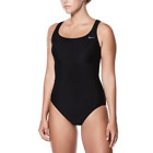 NWT Women's Nike Spliced Racerback One-Piece Swimsuit Cho...