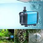 Aquarium Pump Submersible Fountain Water Circulation Pump Pond Fish Tank Garden
