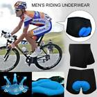 Men Women Cycling Shorts Bicycle Bike Underwear Pants With Gel 3D Padded US FAST