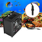 70W Aquarium Thermostat Chiller Fish Tank Salt Fresh Water Temperature Control