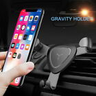 Universal Car Air Vent Mount Phone Gravity Holder For Gps Iphone Samsung