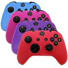 XBOX one Controller Silicone Rubber Case Cover Skin with 2 joy pad caps