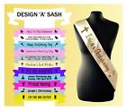 Personalised First Holy Communion Confirmation Sash Sashes Any Name or Text