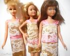 OOAK REPRODUCTION Handmade Barbie #1216 Lace Pace Dress YOU CHOOSE ONE NO DOLL