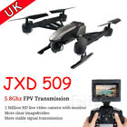 JXD 509G RC UAV Drones 6-Axis 4CH Gyro FPV with Liquid crystal scree HD Camera
