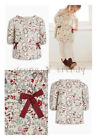 BNWT NEXT 12-18-24 months 2-3-4-5-6 y girls FLORAL DRESS*FULLY COTTON LINED!