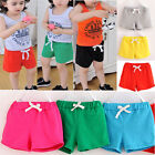 Внешний вид - Summer Children Kids Cotton Shorts Cute Boys And Girls Clothes Baby Casual Pants