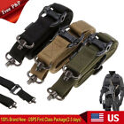Adjust Retro Tactical Quick Detach QD 1 or 2Point Multi Mission 1.2' Rifle Sling