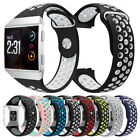 all about sports granbury tx - New Fashion Double Color Sports Silicone Bracelet Strap Band For Fitbit Ionic