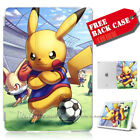 ( For iPad 9.7 , iPad 6 2018 ) Smart Case Cover A30352 Pikachu Pokemon