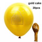 Eid Mubarak Balloons RAMADAN KAREEM Decor Islamic New Year Festival Decoration