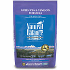 natural balance dry cat food - Natural Balance L.I.D. Limited Ingredient Diets Green Pea & Venison Dry Cat Food