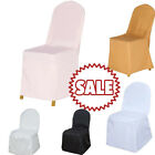 200 pcs POLYESTER Regale CHAIR COVERS Wedding Catering Party Decorations SALE