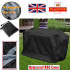S-L BBQ Cover Outdoor Waterproof Barbecue Covers Garden Patio Grill Protector UK