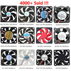 30/ 40/ 50/ 60/ 70/ 80/ 120 mm DC 12V 2/3/4Pin Cooling Fan for PC Computer Lot