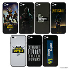 Fortnite Soft Case/cover For Iphone 4/5/5s/se/5c/6/6s/7/8/plus/10/x Silicone Gel