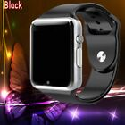A1 Smart Wristwatch Bluetooth Waterproof Sleep monitor GSM Phone For Android IOS