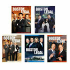 Boston Legal The Complete Series 28-DVD Seasons 1-5 1 2 3 4 5 NEW Sets/Box Set