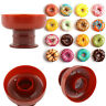 Donut Maker Mold Cutter Doughnut DIY Tool Sweet Dessert Food Bakery Baking Mould