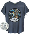 Junk Food Star Wars Destroyed Finish Shirt Tail Ensemble t-shirt Soft Tri-Blend $30.0 USD on eBay