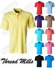 Mens Classic T Shirts Pique Polo Shirt Plain cotton T-Shirts Short sleeves Tops  <br/> FREE FAST SHIPPING - BULK BUY DISCOUNT AVAILABLE