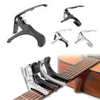 Quick Release Trigger Guitar Capo Clamp Clip f Electric system test