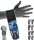 EMRAH Wrist Weight Lifting Training Gym Straps Support Grip Glove Body Building