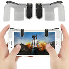 1Pair Gaming Trigger Fire Button Handle L1R1 Shooter Controller PUBG Fr IPHONE X