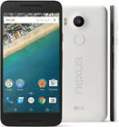 "5.2"" LG Google Nexus 5X H791 32GB GSM 4G LTE 13MP Smartphone Black/White/Green"