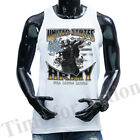 US Military Local Heroes United States Army Tank Top