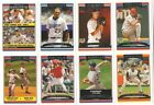 2006 Topps Update Complete Team Set from Factory Set Rookie Card Logo RC Traded