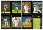 2007 Topps RED BACK Parallel Complete Team Set Rookie Card Logo RC 07