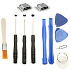 """2 x Micro USB Charging Charger Port + Tools for Samsung Galaxy Tab 4 8.0 8.0"""""""