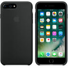 Original Silicone Case For Apple IPhone 8 Plus X 7 6 5 5S SE Genuine OEM Cover <br/> For Apple iPhone XS  XR  XsMax