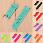 Replacement Silicone Wrist Watch Band Strap with Tools for Garmin S2 GPS Golf